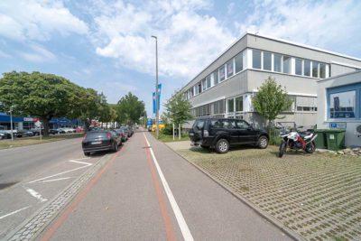 Scheyhing Elektronik GmbH Aussenansicht