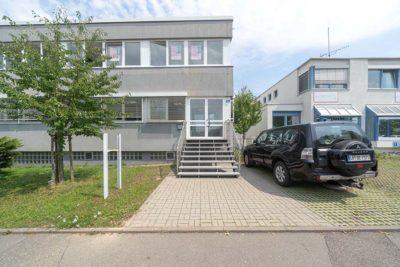 Scheyhing Elektronik GmbH Eingang